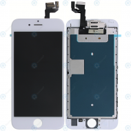 Display module LCD + Digitizer with small parts grade A+ white for iPhone 6s