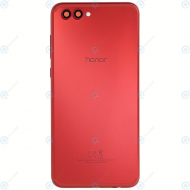 Huawei Honor View 10 (BKL-L09) Battery cover charm red 02351VGH