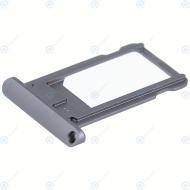 Sim tray black for iPad mini, iPad mini 2, iPad Air, iPad 5 - 9.7 2017