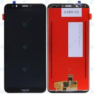 Huawei Honor 7C Display module LCD + Digitizer black