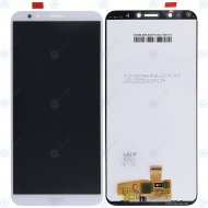 Huawei Honor 7C Display module LCD + Digitizer white
