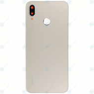 Huawei P20 Lite (ANE-L21) Battery cover gold