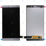 Huawei P8 Max Display module LCD + Digitizer grey