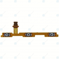 Huawei Y6 2018 (ATU-L21, ATU-L22) Power flex cable + Volume flex cable_image-2