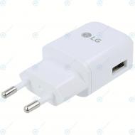 LG Fast charger 1800mAh white MCS-H06ED