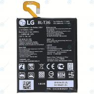 LG K11 (X410) Battery BL-T36 3000mAh EAC63778201