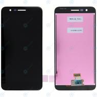 LG K11 (X410) Display module LCD + Digitizer black EAT63673201