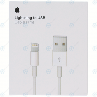 Lightning to USB cable 1m (EU Blister) MQUE2ZM/A
