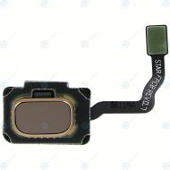 Samsung Galaxy S9 (SM-G960F), Galaxy S9 Plus (SM-G965F) Fingerprint sensor sunrise gold GH96-11479E