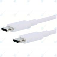 Google USB type-C data cable white 73H00668-00M