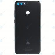 Huawei Y6 2018 (ATU-L21, ATU-L22) Battery cover black