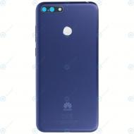 Huawei Y6 2018 (ATU-L21, ATU-L22) Battery cover blue