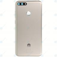 Huawei Y6 2018 (ATU-L21, ATU-L22) Battery cover gold