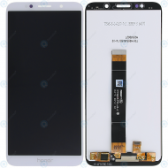 Huawei Honor 7s Display module LCD + Digitizer white
