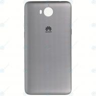 Huawei Y6 2017 (MYA-L11) Battery cover grey