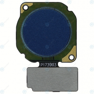 Huawei Honor 9 Lite (LLD-L31), Mate 10 Lite (RNE-L01, RNE-L21) Fingerprint sensor blue 23100341