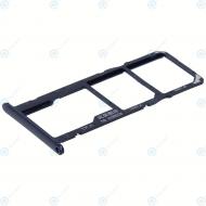 Huawei Y5 2018 (DRA-L22) Sim tray + MicroSD tray blue