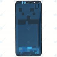 Huawei Y6 2018 (ATU-L21, ATU-L22) Front cover black