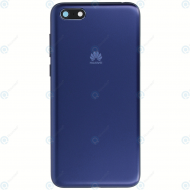 Huawei Y5 2018 (DRA-L22) Battery cover blue