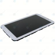 "GENUINE SAMSUNG SM-T210 GALAXY TAB 3 7.0/"" WHITE TOUCH DIGITIZER GH97-14754A USA"