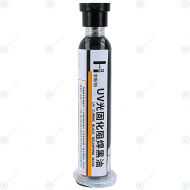 HTS UV curable solder mast black 10ml