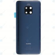 Huawei Mate 20 Pro (LYA-L09, LYA-L29, LYA-L0C) Battery cover midnight blue 02352GDE