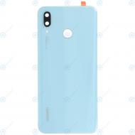 Huawei Nova 3 (PAR-LX1, PAR-LX9) Battery cover iris purple