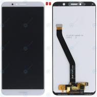 Huawei Y6 2018 (ATU-L21, ATU-L22) Display module LCD + Digitizer white