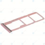 Samsung Galaxy A9 2018 (SM-A920F) Sim tray bubblegum pink GH98-43612C