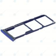 Samsung Galaxy A9 2018 (SM-A920F) Sim tray lemonade blue GH98-43612B