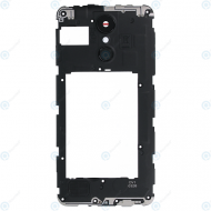 LG K8 2018, K9 (X210) Middle cover aurora black ACQ90535601