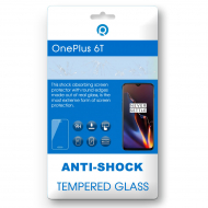 OnePlus 6T (A6010 A6013) Tempered glass 3D black