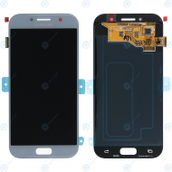 Samsung Galaxy A5 2017 (SM-A520F) Display module LCD + Digitizer blue GH97-19733C_image-2