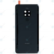 Huawei Mate 20 (HMA-L09, HMA-L29) Battery cover black 02352FJY