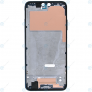 Huawei Y9 2019 Front cover blue