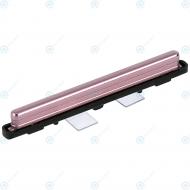 Samsung Galaxy A9 2018 (SM-A920F) Volume button bubblegum pink GH98-43618C
