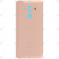 Huawei Mate 10 (ALP-L09, ALP-L29) Battery cover pink gold