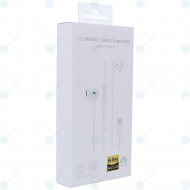 Huawei Stereo in-ear headset USB type-C white (EU Blister) CM33 55030088_image-2