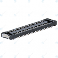 Huawei Board connector BTB socket 2x20pin 14240375