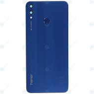 Huawei Honor 8X Battery cover blue 02352EAN