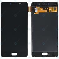 Lenovo P2, Vibe P2 Display module frontcover+lcd+digitizer black
