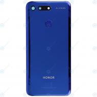 Huawei Honor View 20 (PCT-L29B) Battery cover sapphire blue 02352LNS