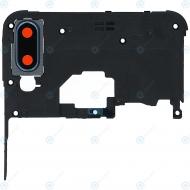 Huawei Y9 2019 (JKM-L23 JKM-LX3) Antenna module + Camera lens sapphire blue