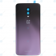 OnePlus 6T (A6010 A6013) Battery cover thunder purple 2011100045
