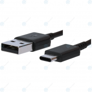 Samsung Data cable type-C EP-DG970BBE black GH39-01980A