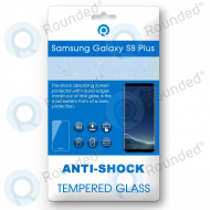 Samsung Galaxy S8 Plus Tempered glass 3D black