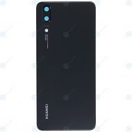 Huawei P20 (EML-L09, EML-L29) Battery cover black