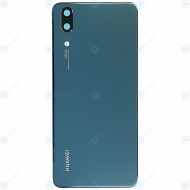 Huawei P20 (EML-L09, EML-L29) Battery cover midnight blue