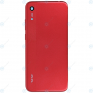 Huawei Honor 8A Battery cover red