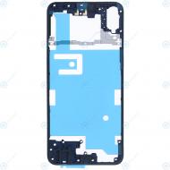 Huawei Honor 8X Display frame blue